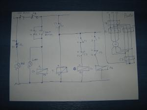 My job retrofit star delta motor automation on band saw this is the wiring diagram for the star delta automation asfbconference2016 Image collections