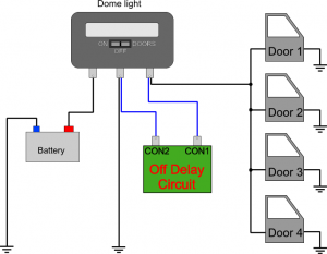 cardomelightoffdelay_1266228158 car dome light off delay Jeep Dome Light Wiring Diagram at virtualis.co