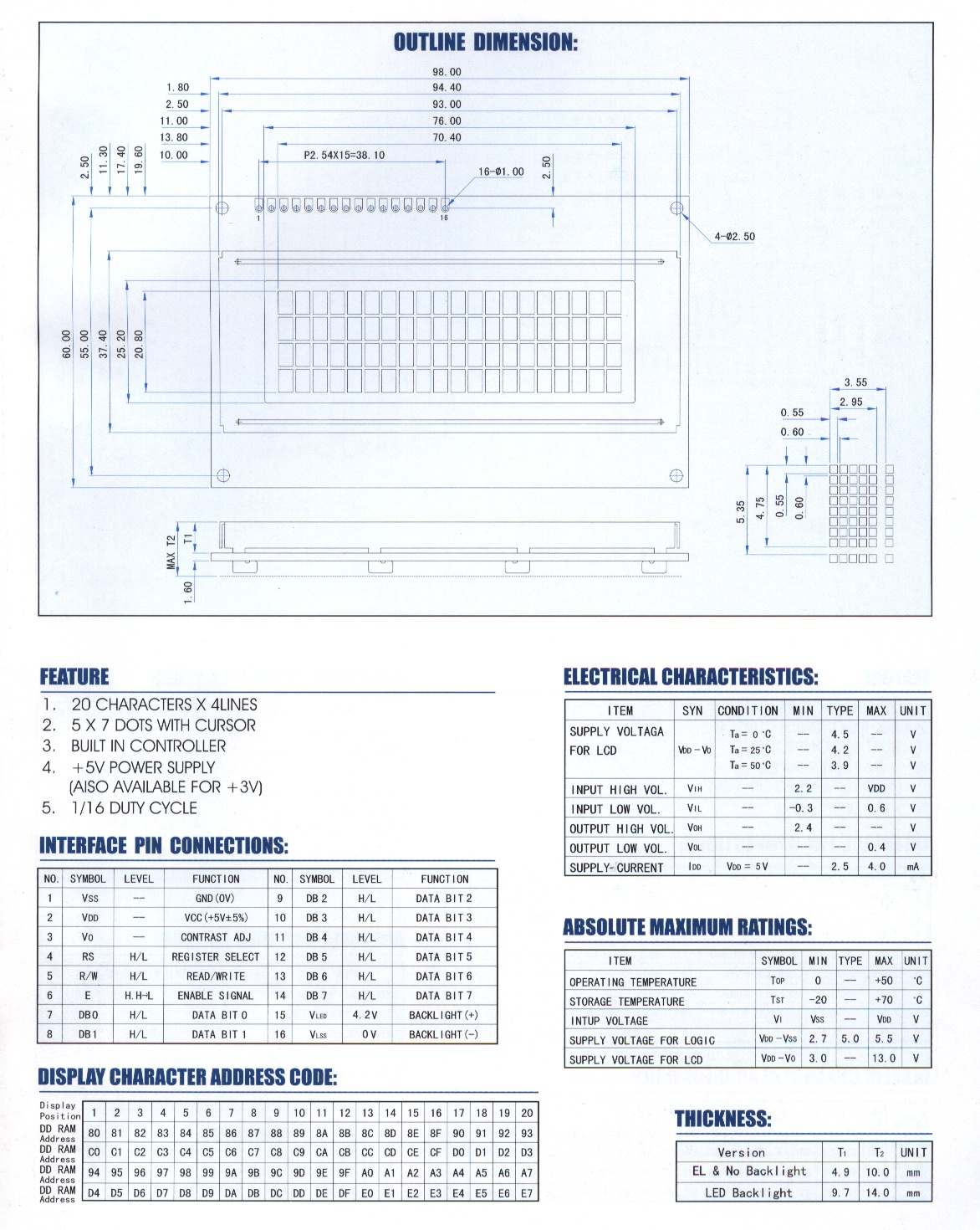 Pic Precision Thermometer Using The Ds1621 Circuit Diagram Of Electronic Led1
