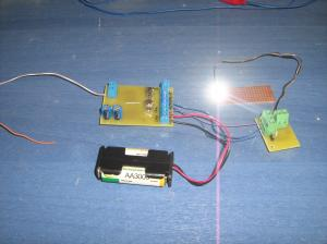 SMPS with Battery Backup and NiMH Charger using the LM2595