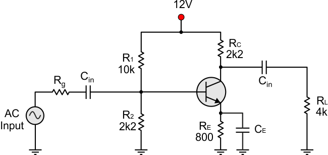 how to construct a small signal amplifier using a dipole antenna input    askelectronics